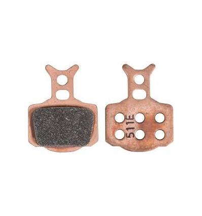 Plaquettes FORMULA One - RX - R1 Métalliques
