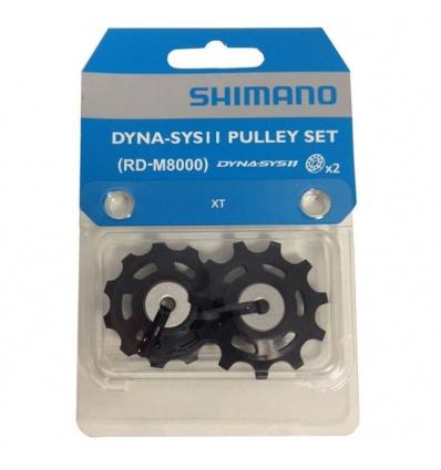 Galets dérailleur SHIMANO XT RD-M8000
