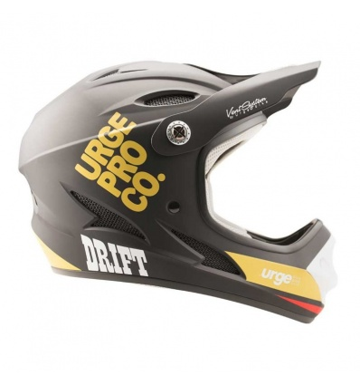Casque URGE Drift Noir/Or