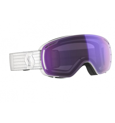 Masque de ski SCOTT LCG Blanc
