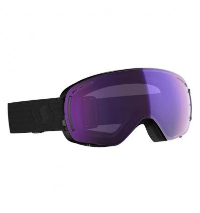 Masque de ski SCOTT LCG Noir