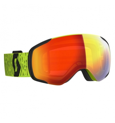 Masque de ski homme SCOTT Vapor - Yellow Enhancer