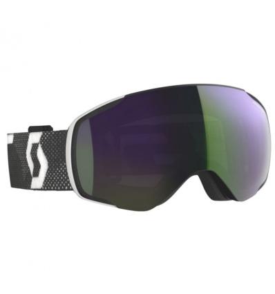 Masque de ski homme SCOTT Vapor - Black/White