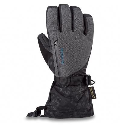 Gants de ski femme DAKINE Sequoia Gore-tex - Azalea