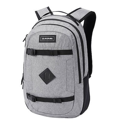 Sac a dos DAKINE Urban Mission 18L - Grey Scale