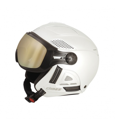 Casque de ski DIEZZ Louna II Color - White Pearl