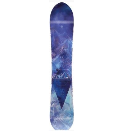 Snowboard NITRO Drop R 2020