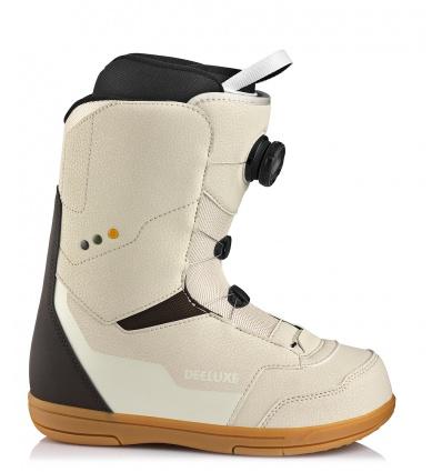 Bottes snowboard femme DEELUXE Harmony Boa CF
