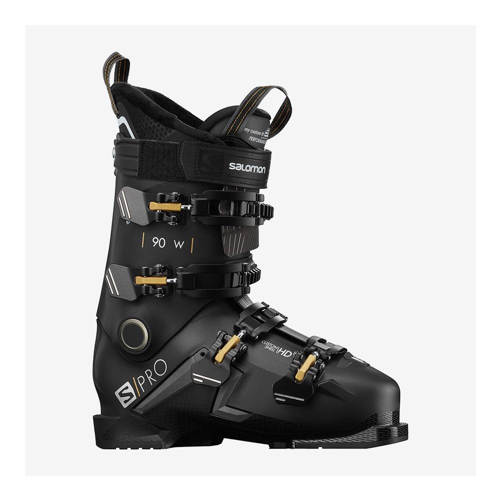 Chaussures Ski femme SALOMON SPro 90 W 2020 Black