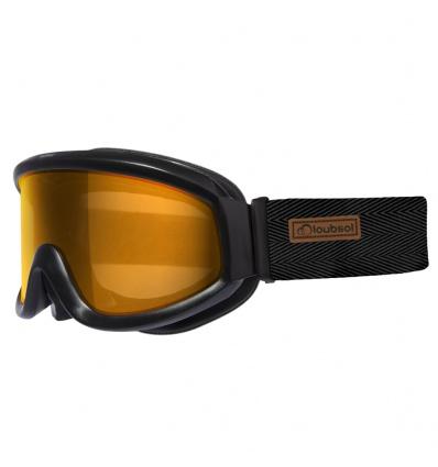 Masque de ski LOUBSOL Voltige S1/S3 - Noir