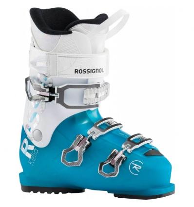 Chaussures de ski femme ROSSIGNOL Kelia Rental 60 W Blue / White