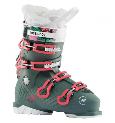 Chaussures de ski femme ROSSIGNOL Alltrack R 70 W Khaki
