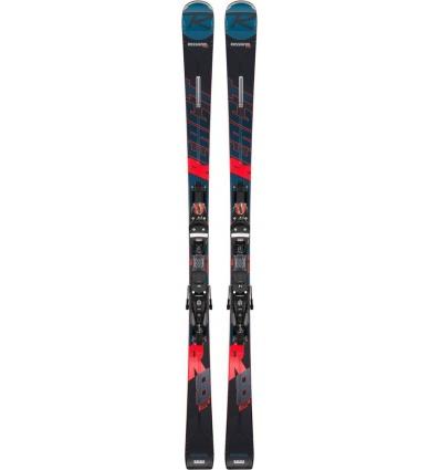 Skis de psite ROSSIGNOL React R8 Ti + SPX 12 2020