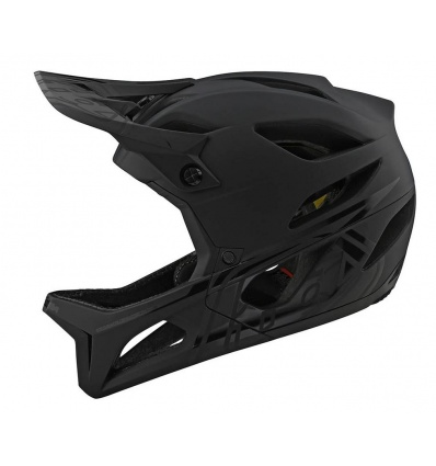 Casque TROY LEE DESIGN Stage Mips - Stealth Midnight