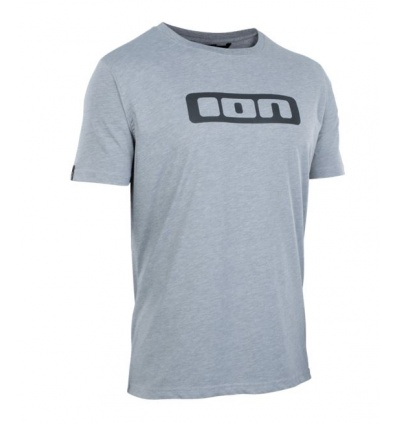 Maillot ION Tee Seek SS DR - Mélange Grey