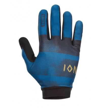 Gants VTT ION Scrub - Ocean Blue
