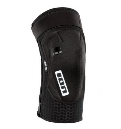 Genouilleres VTT ION K-Traze Amp Zip - Black