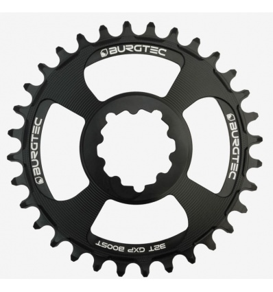 Plateau BURGTEC GXP Boost 3mm Thick Thin Chainring
