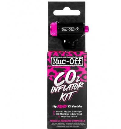 Kit de Gonflage CO2 MUC-OFF Route