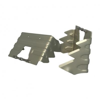 Couteaux de splitboard PLUM SKSPLIT 130 mm