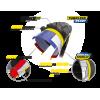 Pneu MICHELIN Wild Enduro Rear Racing Line 29x2.40