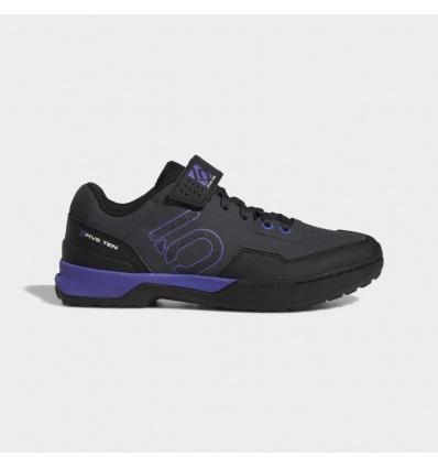 Chaussures 5.10 Kestrel Lace Women - Carbone / Purple