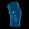Genouillères VTT ION K-Pact Zip - Ocean Blue