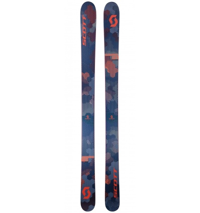 Skis freeride SCOTT Scrapper 115 2018