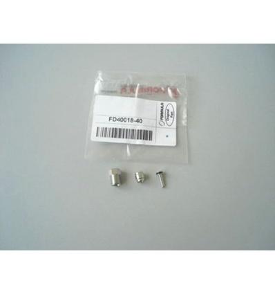 Kit Raccord FORMULA R1/ONE/RX/RO/Mega