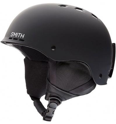 Casque de ski homme SMITH Holt Matte Black