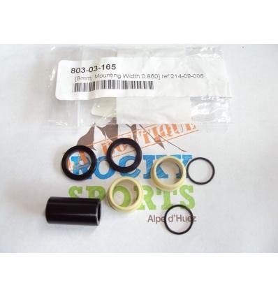 Kit Réducteurs 8x22 mm FOX - 5 pièces