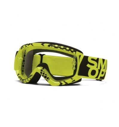 Masque VTT / Moto Cross SMITH Fuel V.1 Max Acid Etch