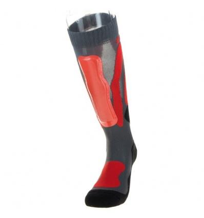Chaussettes de ski MAKALU Mont Blanc Ski Protect - Rouge