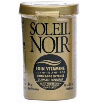 Soin Vitaminé SOLEIL NOIR Sans Filtre