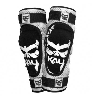 Coudières VTT KALI Veda Elbow Guard Torn Black / Grey