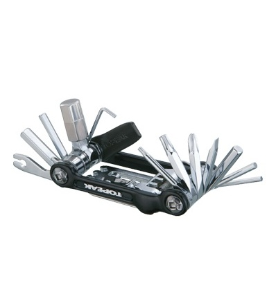 Multi-outils TOPEAK Mini 20 Pro - Noir