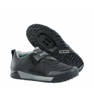 Chaussures VTT ION Shoe Rascal SPD Black
