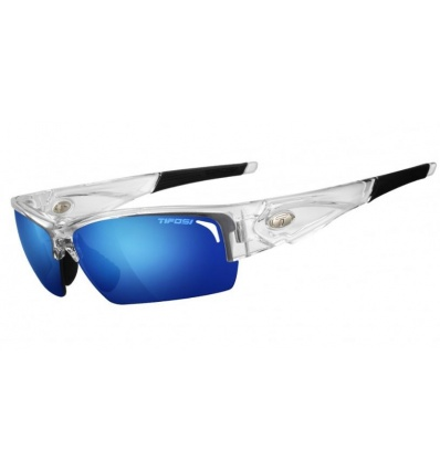 Lunettes TIFOSI Lore Crystal Clear 3 Ecrans