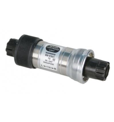 Boitier de pédalier SHIMANO Octalink 68x118 mm BB-ES51
