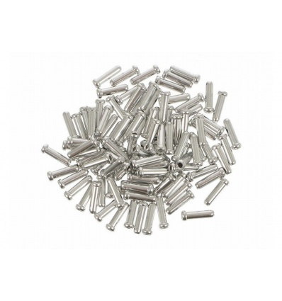 Embouts câble de dérailleur SHIMANO 1.2 mm x100