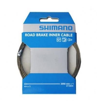 Câble de frein de route SHIMANO Inox 1.6 x 2050 mm