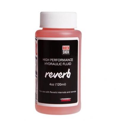 Huile ROCK SHOCK Hydraulic Fluid Reverb 2.5W 120 ml
