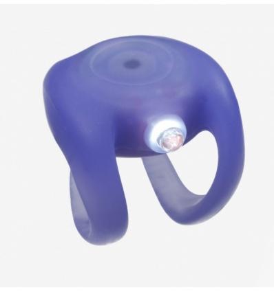 Lampe KNOG Frog Front LED - Violet