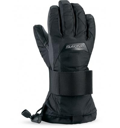 Gants Enfants DAKINE Wristguard Jr Glove Black