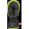 Moufles REUSCH Benni - Paume modèle Black/Neon Green