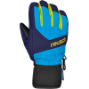 Gants Junior REUSCH Torbenius R-Tex XT - Bleu / Jaune