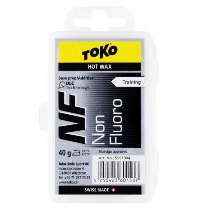 Fart à chaud TOKO NF Hot Wax 40g Noir