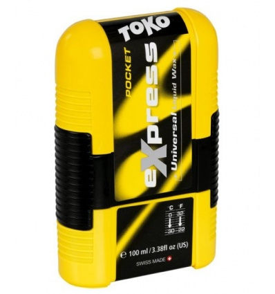 Fart liquide universel TOKO Express Pocket 100 ml