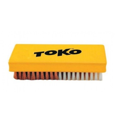 Brosse TOKO Brush CombiNylon/Copper