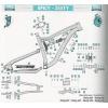 Kit Vis Liasion Base/Hauban LAPIERRE OST+